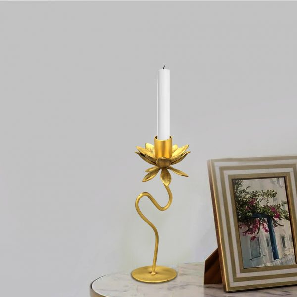 Flower Candle Stand