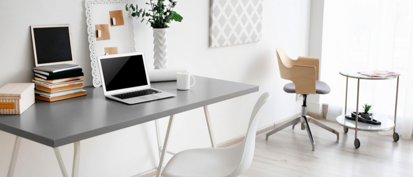 Creating an efficient workspace out of your home 3