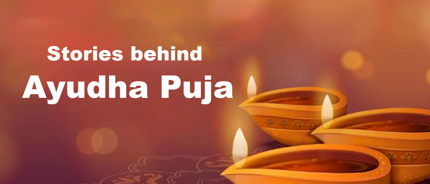 Ayudha Pooja – Learning the Legends and Rituals 1