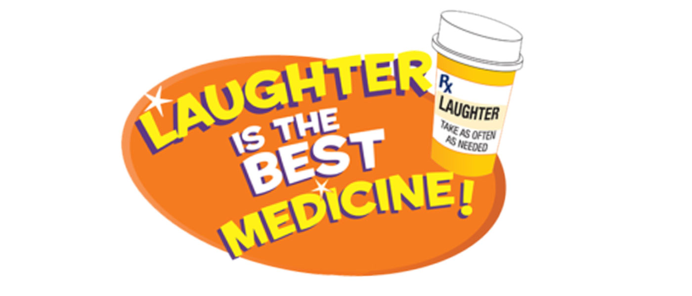 Laughter, the Secret to a long and hearty life! 1